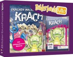 """Bilderbuchkino zu """"Drachen machen Krach"""", m. DVD"""