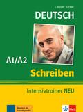 Deutsch Schreiben Intensivtrainer A1/A2