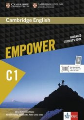 Cambridge English Empower: Advanced Student's Book C1