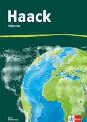 Der Haack Weltatlas. Ausgabe Berlin, Brandenburg Sekundarstufe I