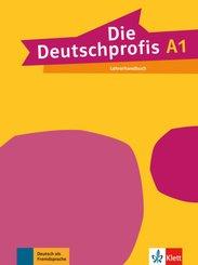 Die Deutschprofis: Lehrerhandbuch