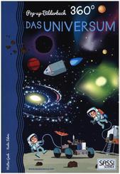360° Pop-up Bilderbuch. Das Universum