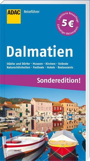 ADAC Reiseführer Dalmatien (Sonderedition)