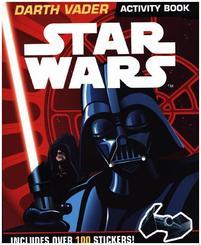 Star Wars Darth Vader Activity Book