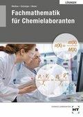 Fachmathematik für Chemielaboranten, Lösungen