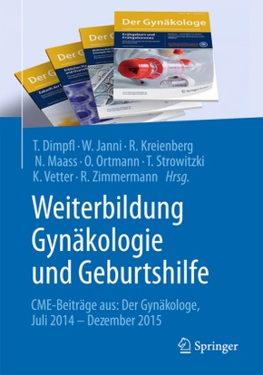 Weiterbildung Gynäkologie und Geburtshilfe