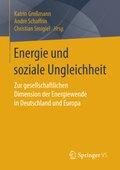 Energie und soziale Ungleichheit