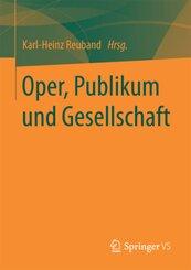 Oper, Publikum und Gesellschaft