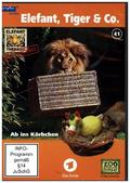 Elefant, Tiger & Co. - Ab ins Körbchen, DVD