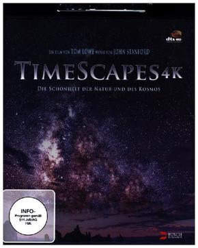TimeScapes 4K, 1 UHD-Blu-ray