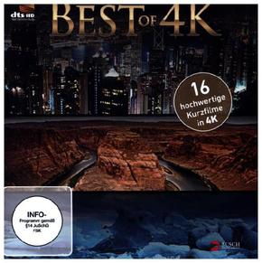 Best of 4K, 1 UHD-Blu-ray