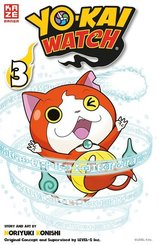 Yo-kai Watch - Bd.3