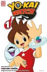 Yo-kai Watch - Bd.1