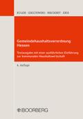 Gemeindehaushaltsverordnung (GemHVO) Hessen