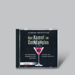 Der Komet im Cocktailglas, Audio-CD