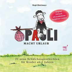 Pauli macht Urlaub - Hörbuch