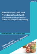 Sprachwissenschaft und Fremdsprachendidaktik