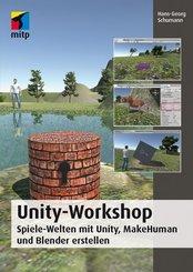 Unity-Workshops - Spiele-Welten mit Unity, Makehuman und Blender erstellen