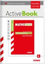 STARK MatheSkript Realschule -  BaWü - Lehrerausgabe; .