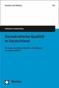 Demokratische Qualität in Deutschland