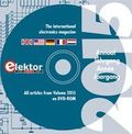Elektor-DVD 2015, DVD-ROM