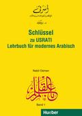 Usrati, Lehrbuch für modernes Arabisch: Schlüssel; Bd.1