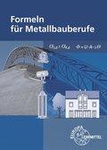 Formeln für Metallbauberufe