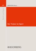 Der Trainer im Sport