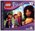 LEGO Friends - Die Schulsprecherwahl, 1 Audio-CD - Tl.10