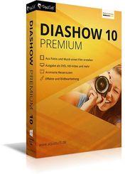 AquaSoft DiaShow 10 Premium, 1 DVD-Rom