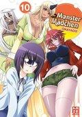 Die Monster Mädchen - Bd.10