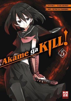 Akame ga KILL! - Bd.5