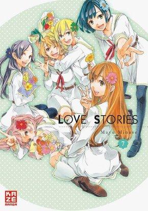 Love Stories - Bd.7