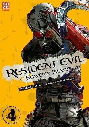 Resident Evil - Heavenly Island - Bd.4