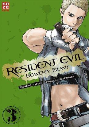 Resident Evil - Heavenly Island - Bd.3
