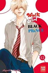 Wolf Girl & Black Prince - Bd.12