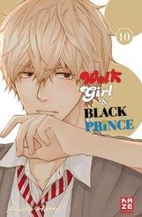 Wolf Girl & Black Prince - Bd.10