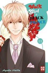 Wolf Girl & Black Prince - Bd.11