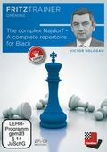 The complex Najdorf - A complete repertoire for Black, DVD-ROM