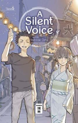A Silent Voice - Bd.5