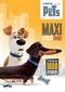 Pets - Maxi-Stickerspaß