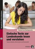 Einfache Texte zur Landeskunde lesen und verstehen, m. CD-ROM