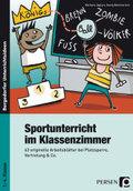 Sportunterricht im Klassenzimmer - Grundschule