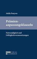 Prämienanpassungsklauseln (f. Österreich)