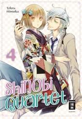 Shinobi Quartet - Bd.4