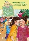 Hanni und Nanni - Hanni und Nanni in tausend Nöten