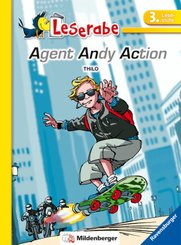 Agent Andy Action