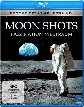 Moon Shots, 1 Blu-ray