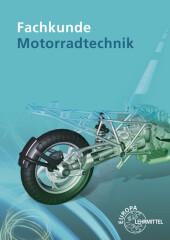 Fachkunde Motorradtechnik