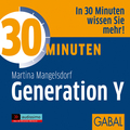 30 Minuten Generation Y, 1 Audio-CD